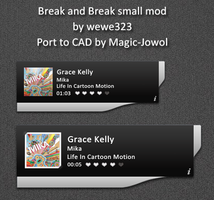 Break and Break small mod CAD by Magic-Jowol