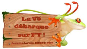 La V5 sur FT by Forum-Toshop
