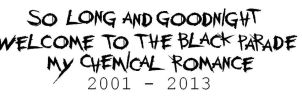 My Chemical Romance 2001 - 2013 by KeroroLovesTamama