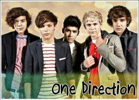 One Direction 3 by Jodez92
