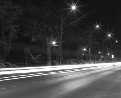 Long exposure traffic by meekrobu