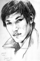 Gaspard Ulliel by mad-hatter29
