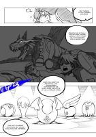 Regan and Lizomon : intro pg 67 by Riza23