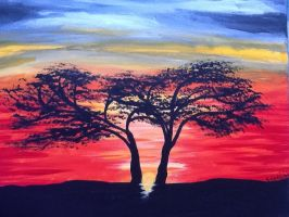 AfricanTree by Maris87
