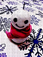 Snowlady Charm by FaithWalkers