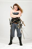 Weapons Wench 38 by kirilee