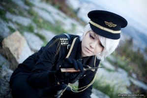 Violence ideas by Prussia APH by altugisler