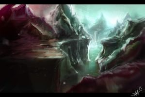 Speed Painting 7. by RighteousYouth