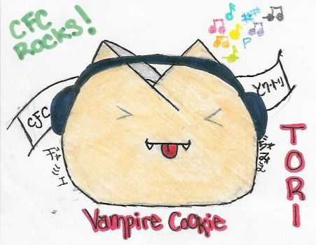 Vampire Cookie 'Revised' by cRaZy-FoRtUnE-cOoKiE