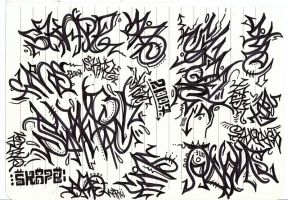 Handstyles by preform