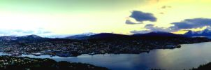 "Harstad - A ""small"" city by jzky"