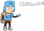 ChillMan.EXE by Dimensional-Expander