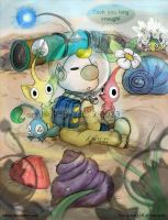 Pikmin: About time..... by saiiko