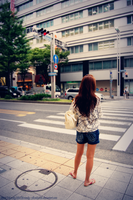 City Girl - Japan by rikachu426