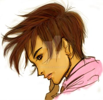 Profile of Casca by ladywinde