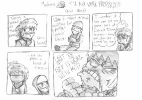MANLINESS! WHY DO YOU KEEP FAILING ME?! by theINAshow