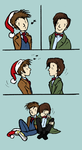 #23 Oh Yeah...I HATE Christmas by ChrysophylaxCreates