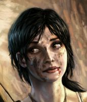 Lara Closeup by jhuertajr
