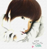 SS501 Park Jung Min by yuisama