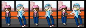 bus+music leads to.. ? by COURTJ3ST3R