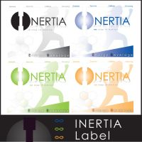 Inertia branding label by Loki-god-of-malice