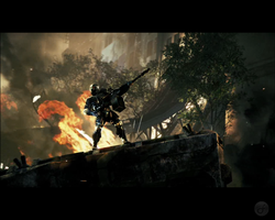 Crysis 2 Wallpaper 7 by Death-GFx