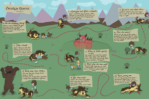 Design Quest: The Infographic by dargon899