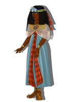 Ancient Egypt - Meryt-Hotep by Lounabis