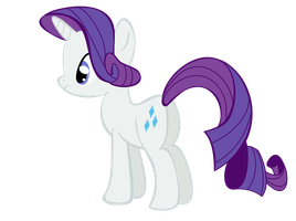 Rarity Vector by thecoltalition
