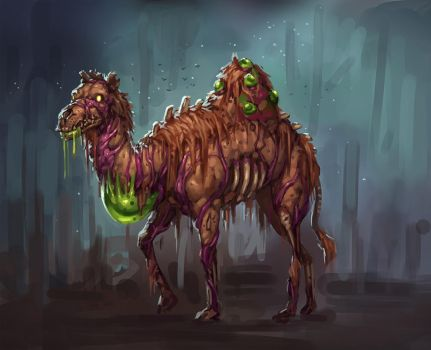 Reanimated Beast by Sam-Peterson