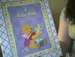 My Baby Book by Angelicsweetheart