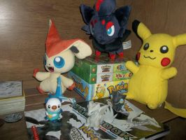 Plushies, Box sets and figures! by Anime210freak