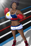 Ana the Philippines Champion by Artemisumi