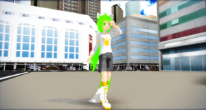 MMD Hero by Vocaloidfan33