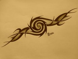 Tribal Design...9 (?) by blackbutterfly006