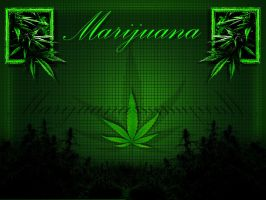 MariJuanaWall by Club-Marijuana
