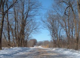 Gravel road by BlueArctic4