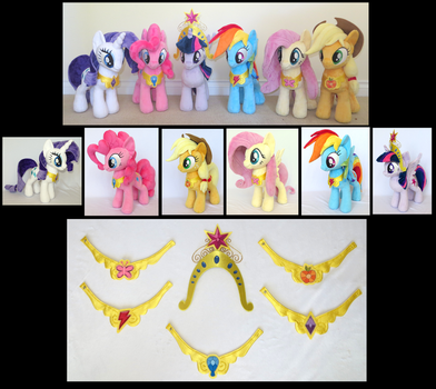Elements of Harmony by fireflytwinkletoes