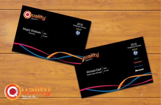 Quality Cards by ideacreative