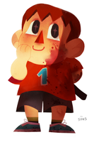 villager by SIIINS