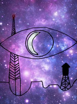 Cosmic Night Vale by aportraitoffantasies