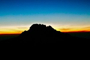 Sunrise Silhouette by CharlieR321