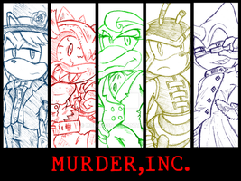 MURDER, INC. by McKimson