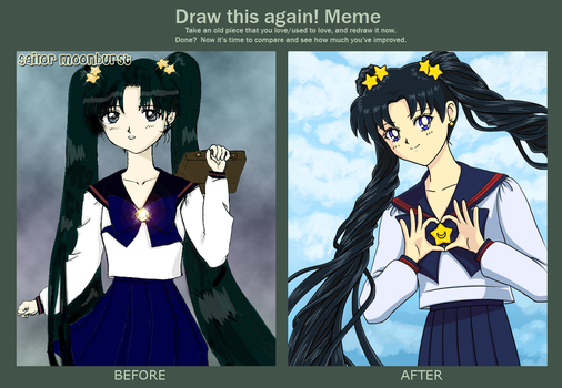 Before + After Meme : 10 YEARS by yukimu