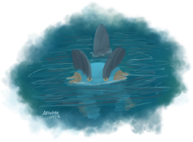 Swampert by wingedphantasy