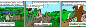 Summer Wine Comic 79 by MST3Claye