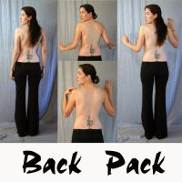 back pack by LongStock
