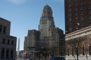 Buffalo City Hall by kenjis9965