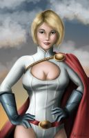Powergirl 2013 by Art-Of-Nathan-Wright