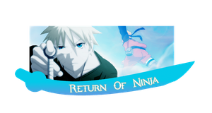 Return Of Ninja by SpiritBold